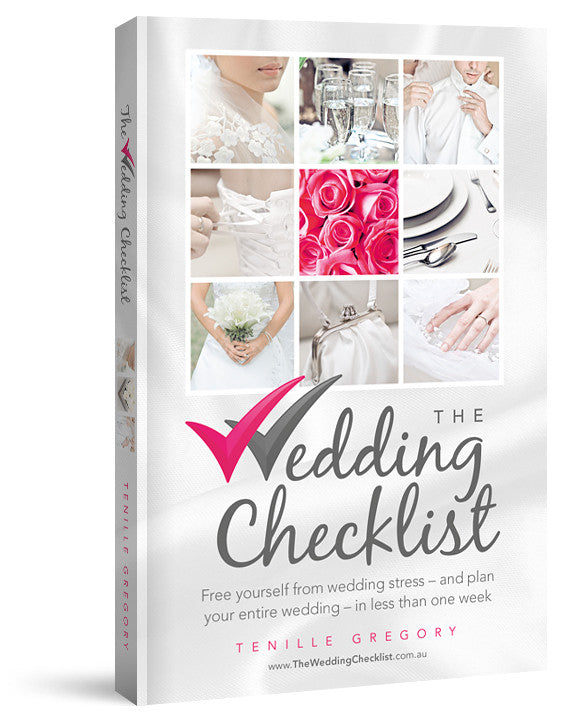 The Wedding Checklist