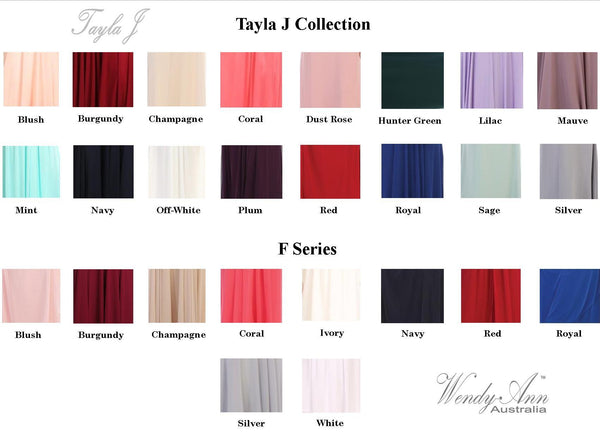 Tayla J  T3623 (extra colours)