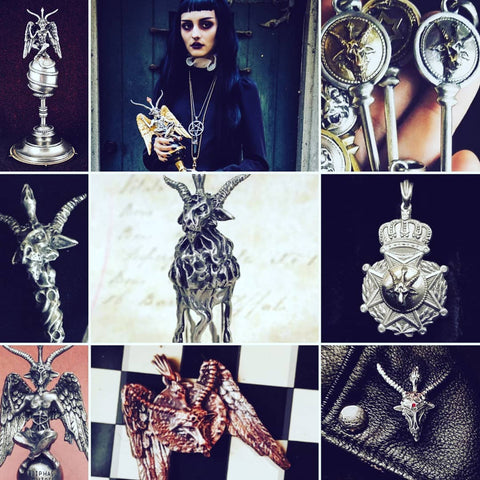 Baphomet Items Black Friday Cyber Monday Offer 2020