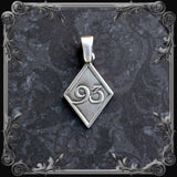 93 Charm Necklace (Double-sided)