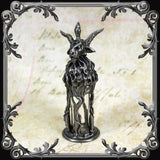 Baphomet Oil Bottle