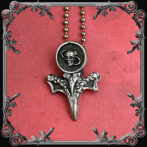 Basilisk Talon Necklace