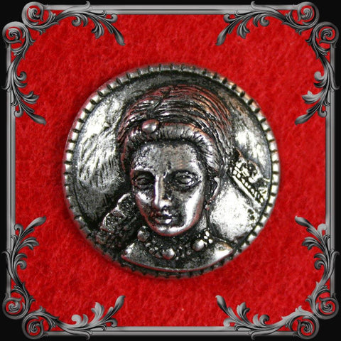 Pair of Countess Bathory Buttons