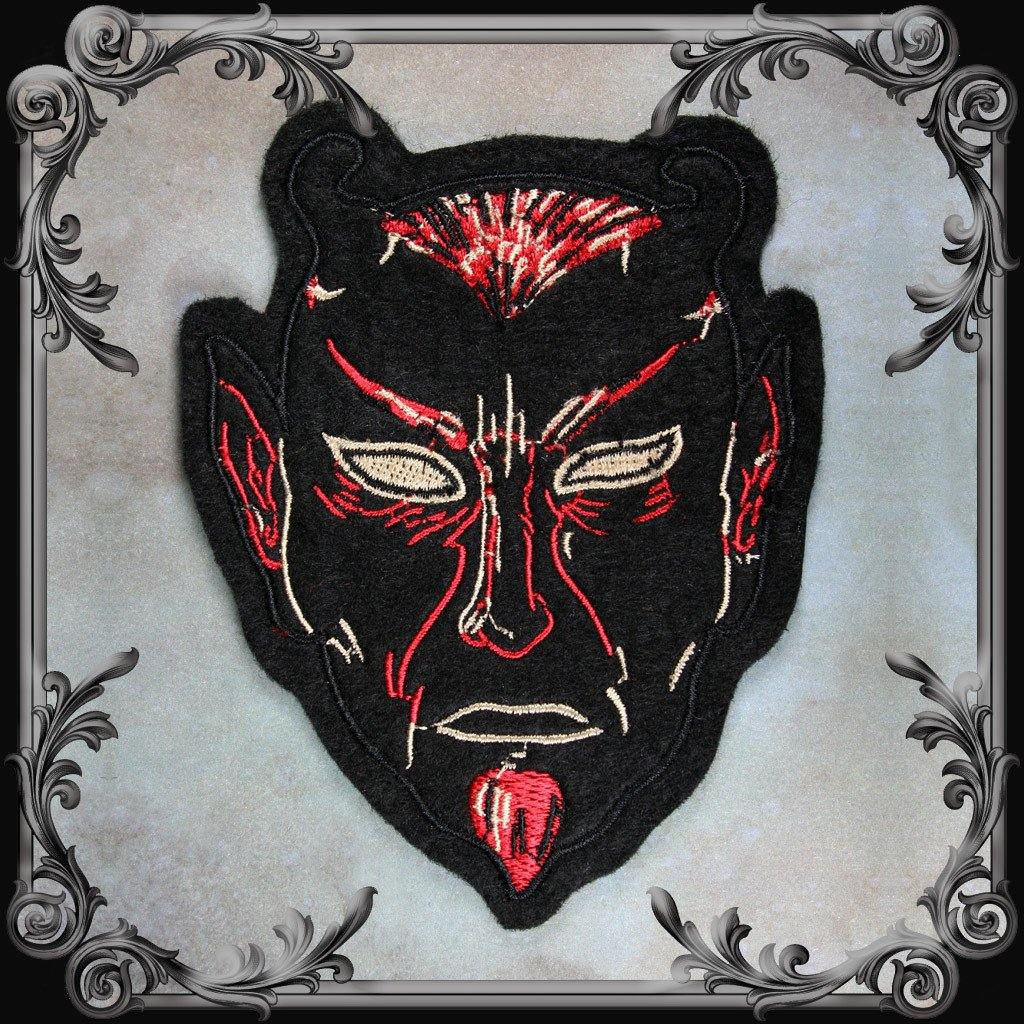 Black Devil Patch