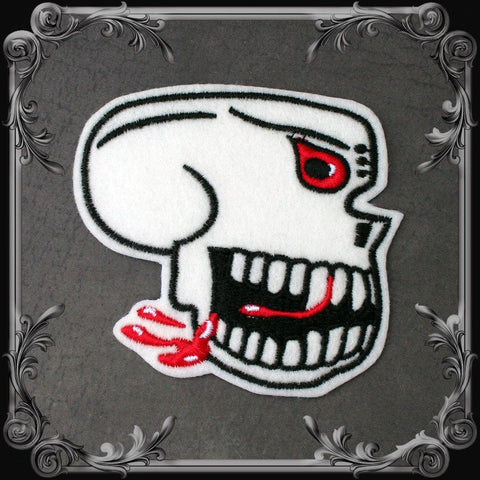 Burma Banshees Skull Patch - East