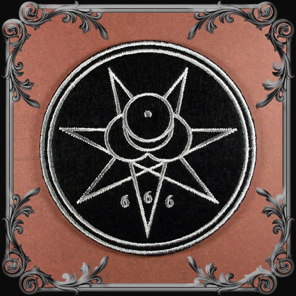 Crowley Seal Patch
