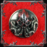 Pair of Cthulhu Buttons