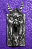 Krampus Light Switch Cover