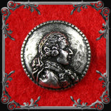 Pair of Marquis de Sade Buttons