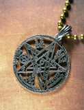Tetragrammaton Necklace - Large