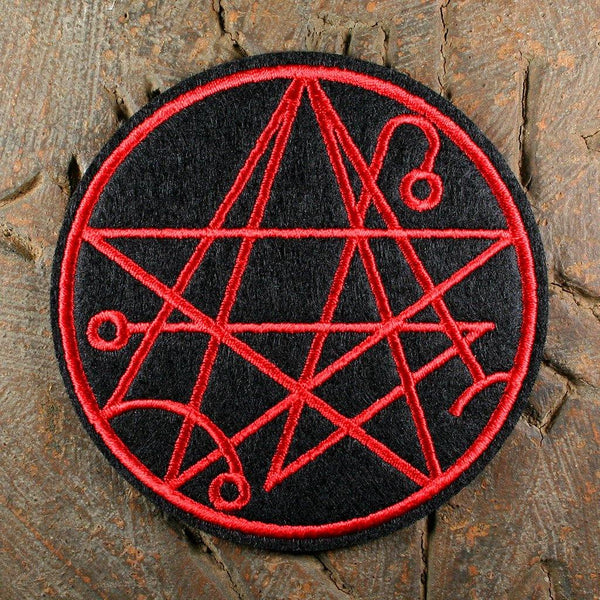 Necronomicon Gate Seal Patch