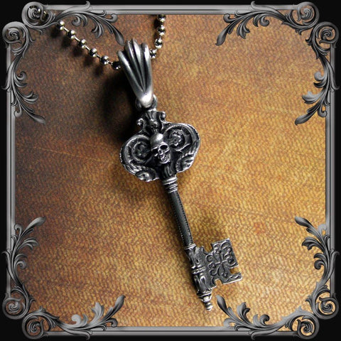 Pandora's Key Necklace - East-facing