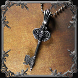 Pandora's Key Necklace - West-facing