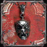 Face of Pazuzu Necklace