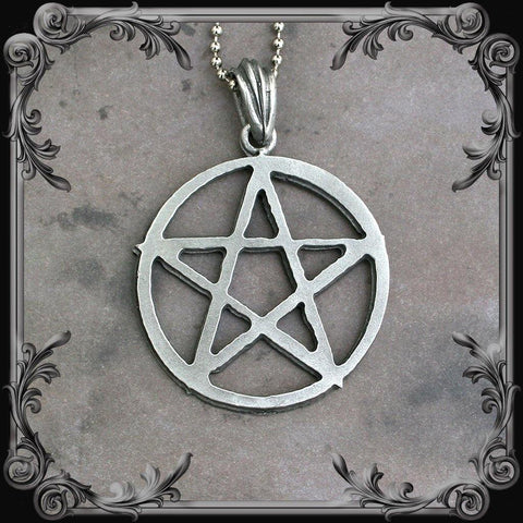 Pentagram Necklace - Medium