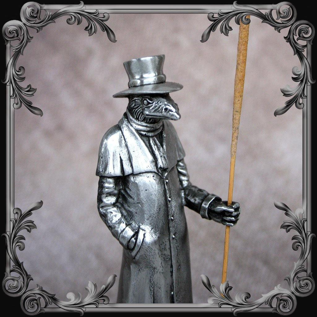 Plague Doctor Incense Holder