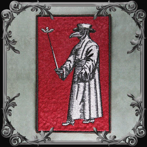 Plague Doctor Patch