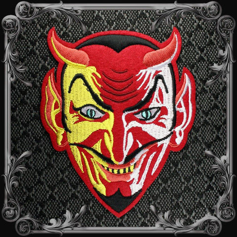 Red Devil Patch