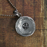 Necronomicon Gate Seal Necklace