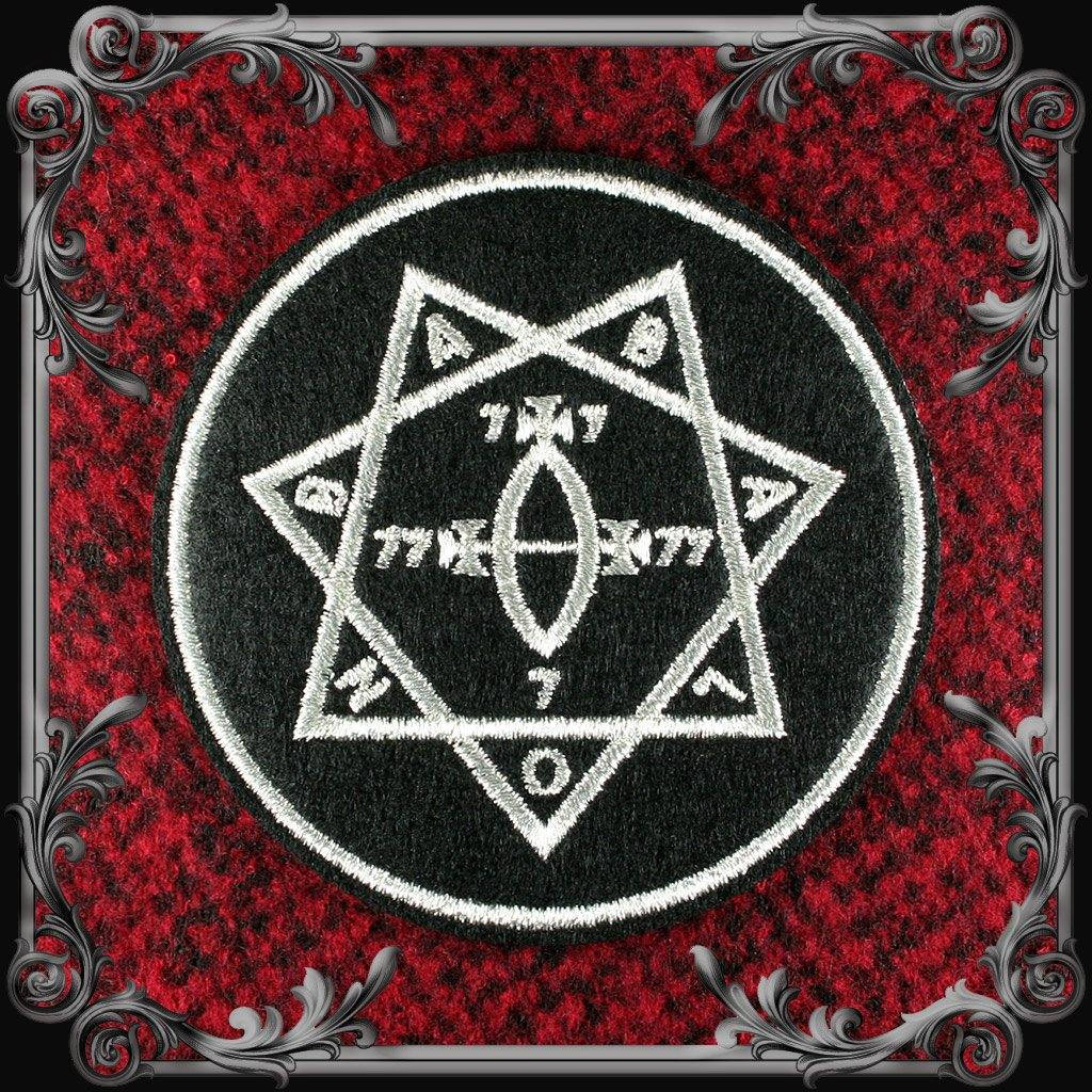 Star of Babalon Patch