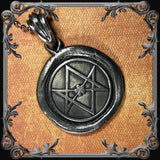 Unicursal Hexagram Seal Necklace