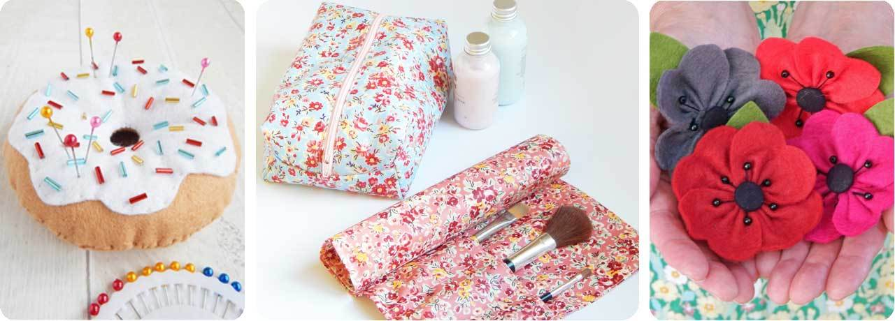 Craft Club Box Monthly Sewing Subscription Box