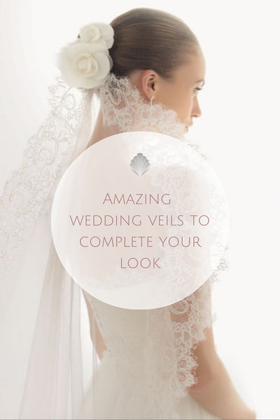 Amazing Wedding Veil Styles To Complete Your Look