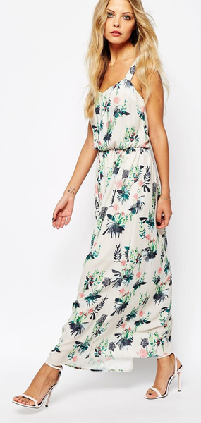 Can I wear a maxi dress to a wedding? 6 long dresses that are wedding guest appropriate!