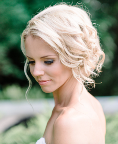 Incredible Wedding Hairstyles To Wear With A One Shoulder Dress Vintage Styler Hairstyles For Men Maxibearus