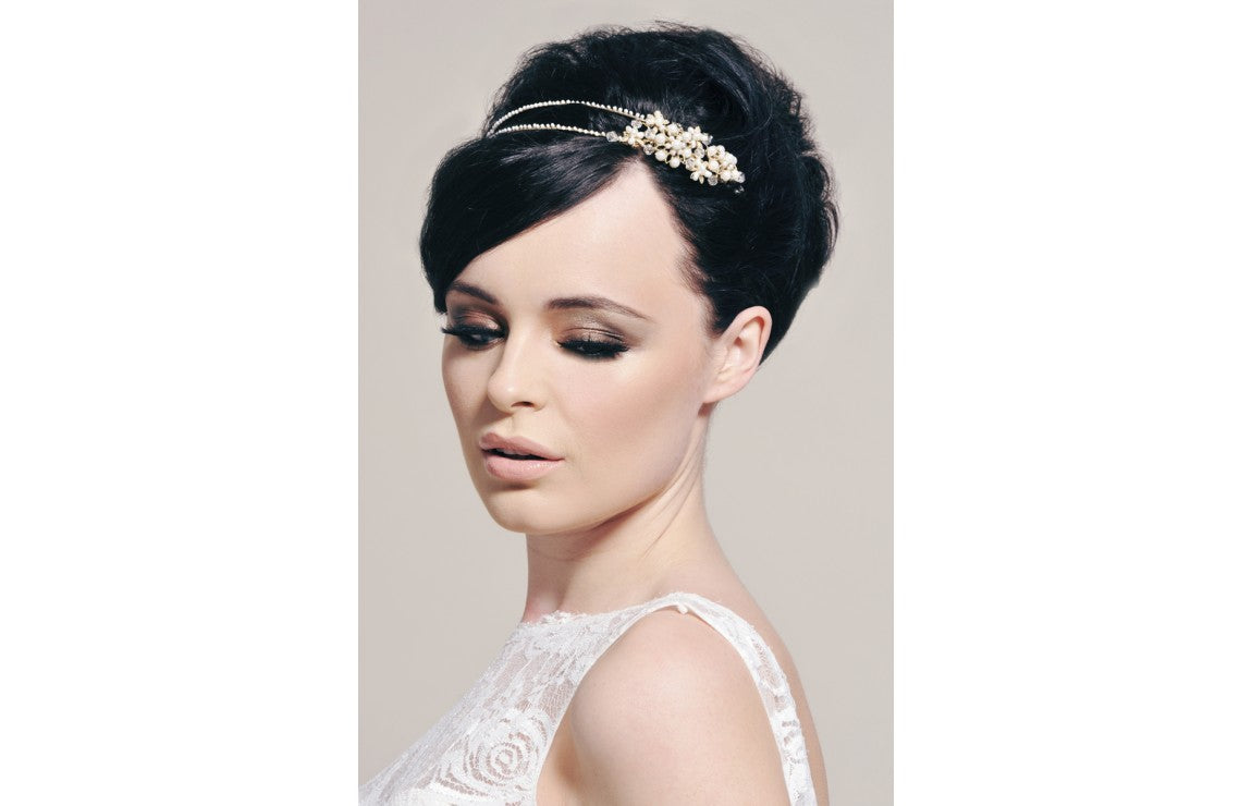 Bridal Advice: How to wear a side tiara with style – Vintage Styler