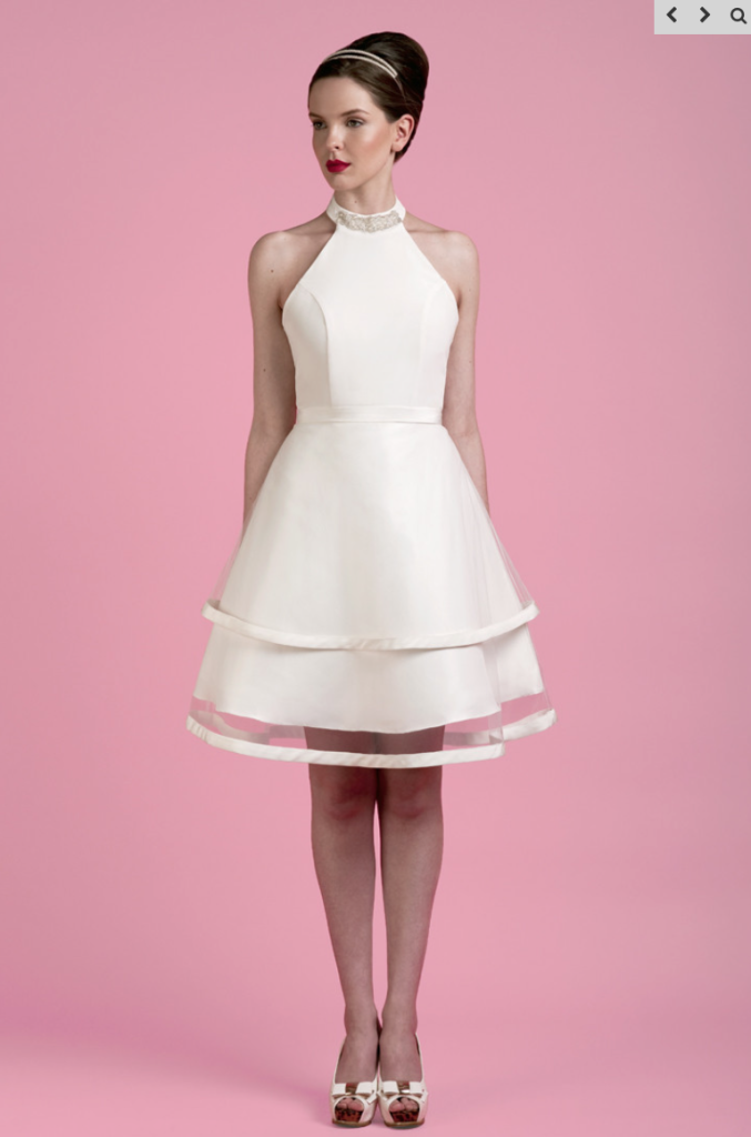 'Wilma' dress by Tobi Hannah