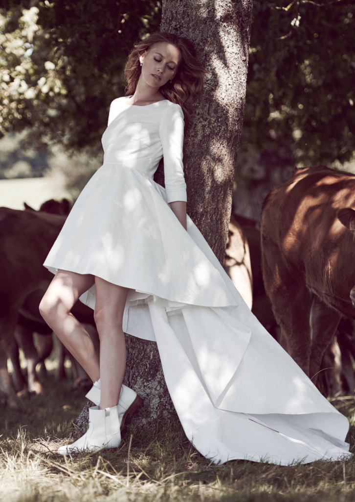 'Florent' Dress by Delphine Manivet