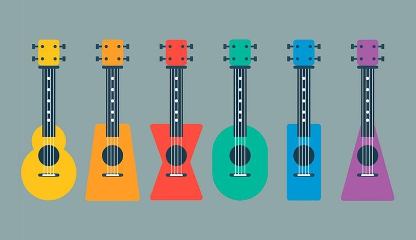 5 REASONS TO PLAY THE UKULELE