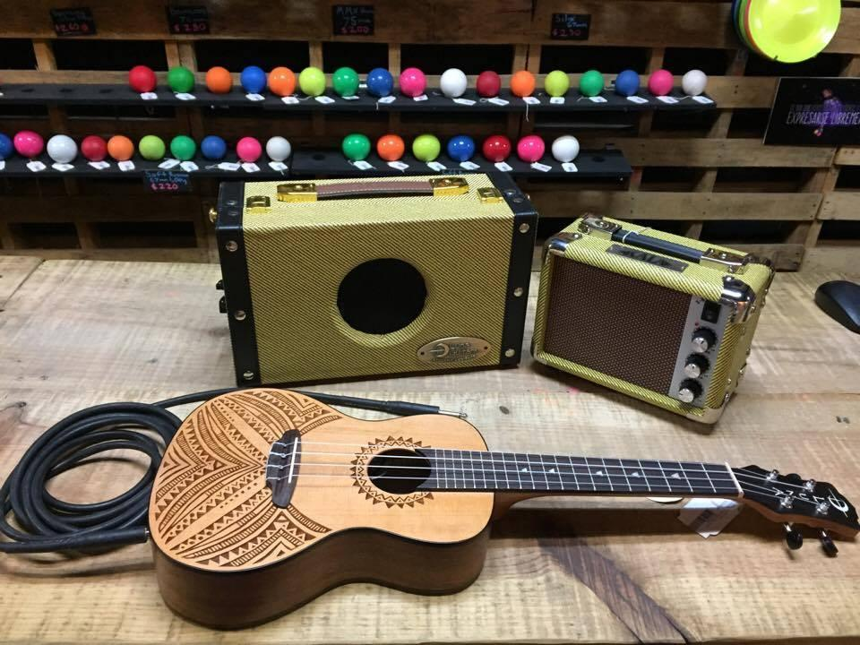 Amplifiers for Ukulele