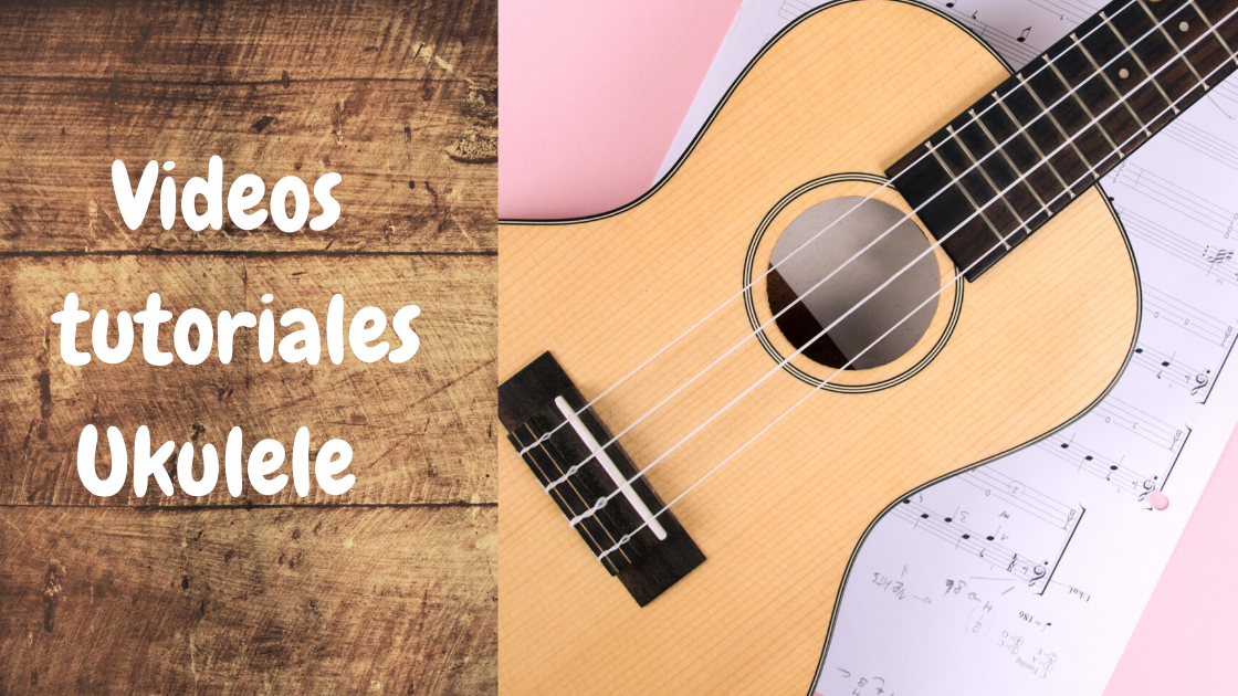 Tutorials for learning UKULELE songs