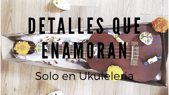 Details that fall in love, only in Ukuleleria.