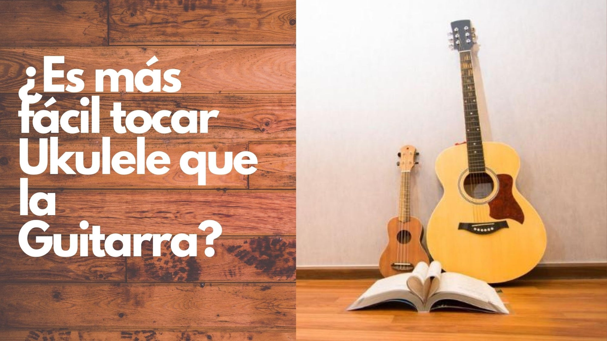 Is it easier to play the ukulele than the guitar?