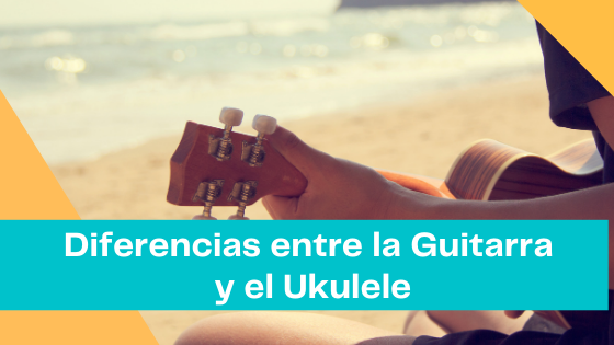 Why with the Ukulele if I could and with the Guitar not?