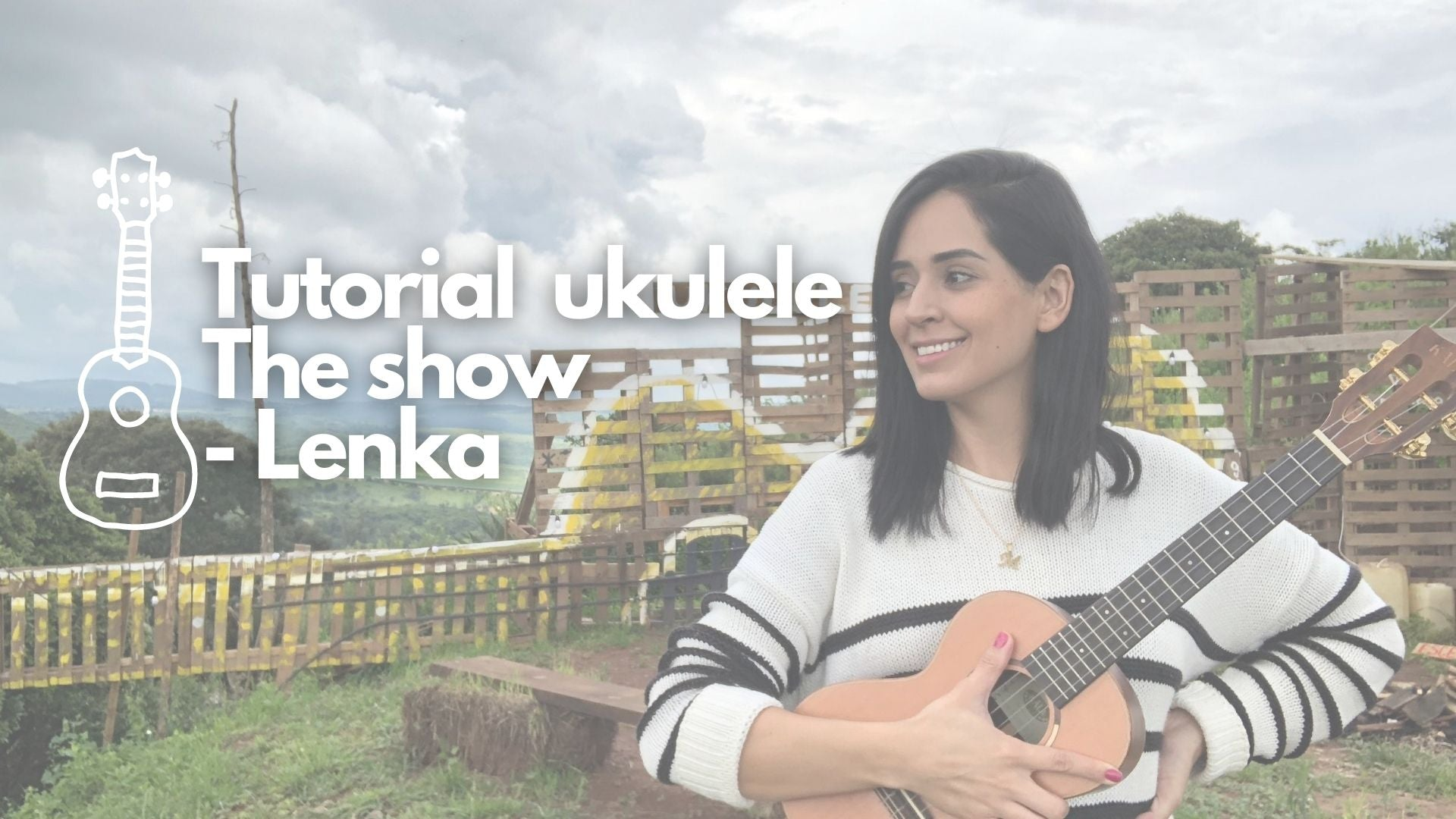 "Learn to play ""The Show"" on ukulele"