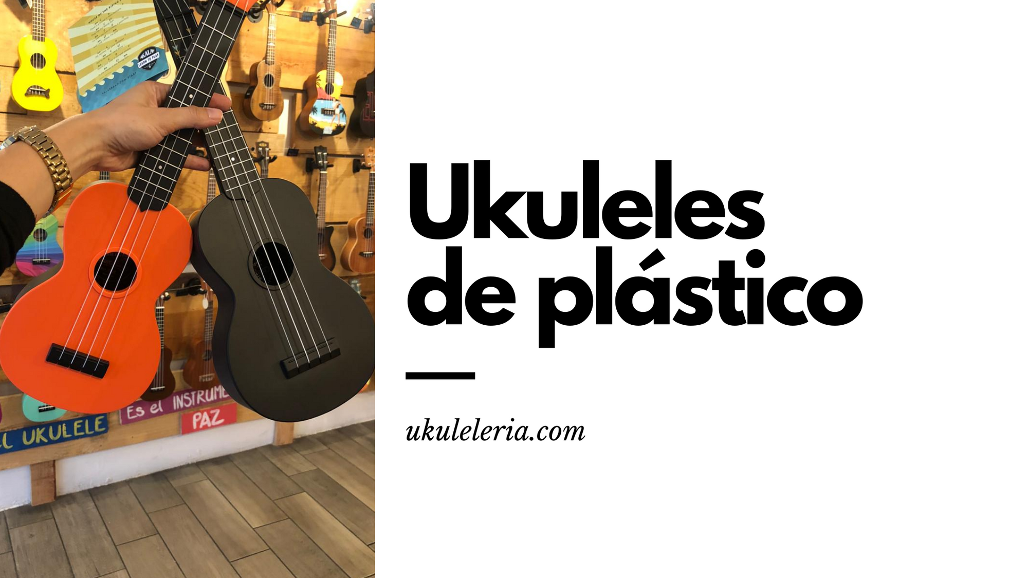 Is a plastic ukulele good to hear?