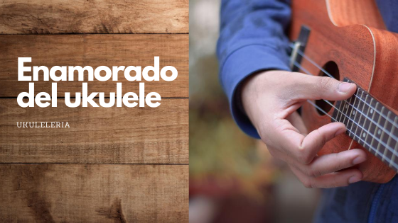 Playing ukulele daily makes you fall in love.