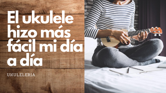 All the motivation you need to play ukulele