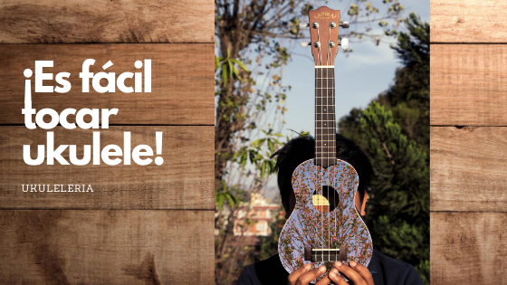 Ukulele is easy or difficult?