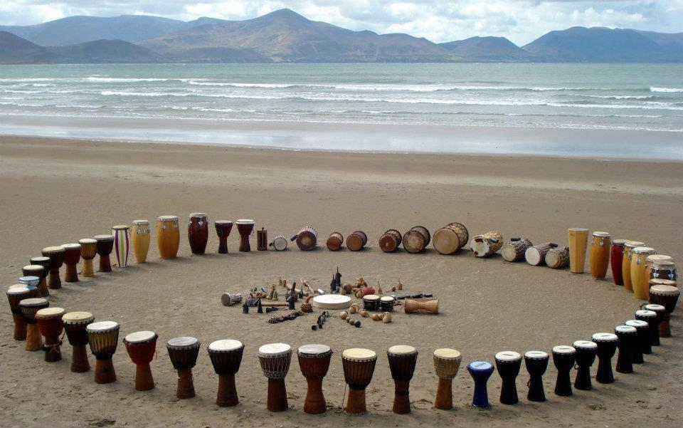 The Djembe in life