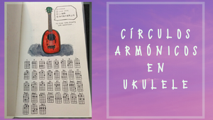 Harmonic Circles for the Ukulele