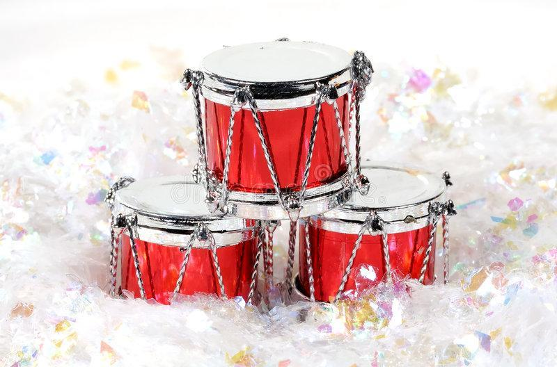 Why give a drum on Christmas?