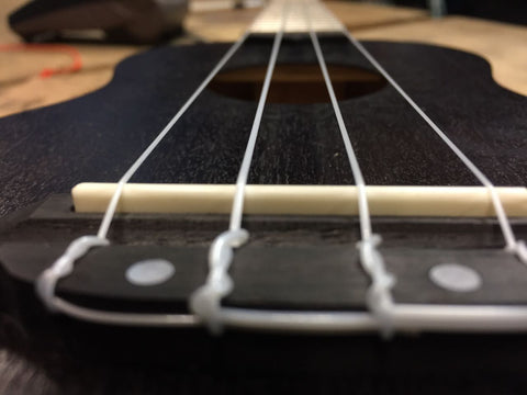change ukulele strings