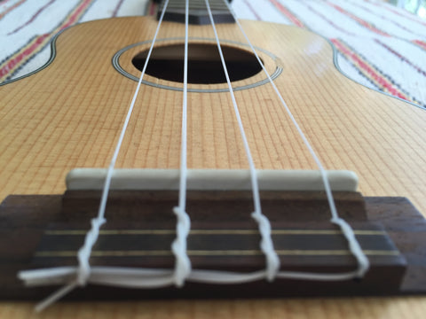 Ukulele strings strings