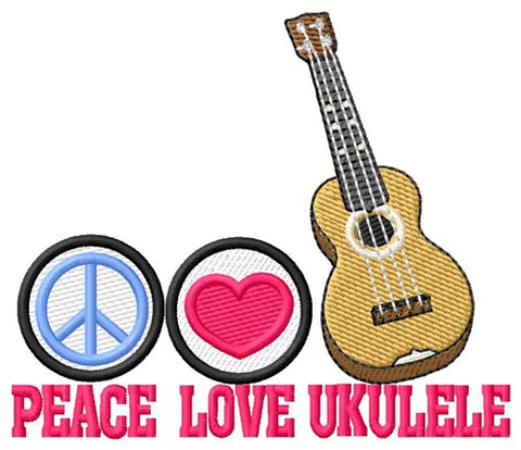 Ukulele for Peace