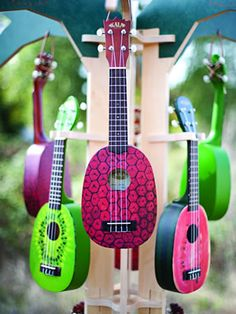 Display Ukulele